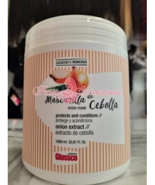 Mascarilla de Cebolla 1kg Glossco