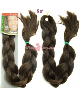 X-pression Ultra Braid Color 8